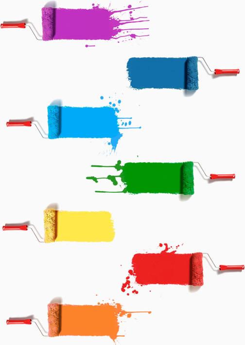 imbiancatura scelta colori